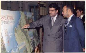 Esam Janahi - Mohammed VI