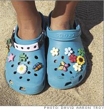 crocs + jibbitz