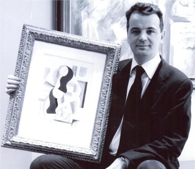 Willem Vedovi - Portrait de Willem Vedovi