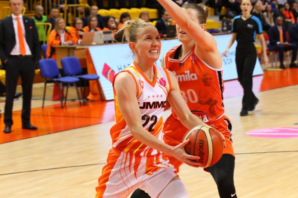 Le club russe de basket-ball, UMMC Ekaterinbourg a été désigné champion de Russie 2020.