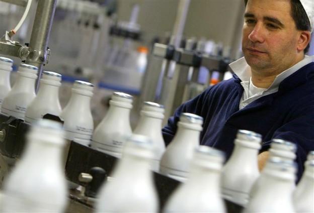 Agrial : du lait normand au soft-drink américain